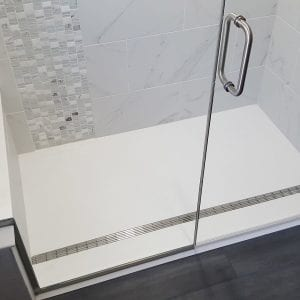 Encompass Shower Bases- Curbless Shower