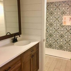 Walk In Shower- Encompass Shower Bases