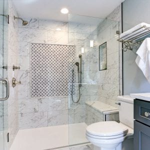 Walk in Shower - Encompass Shower Bases