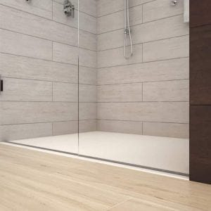 Encompass Shower Bases- Curbless Walk-In Shower