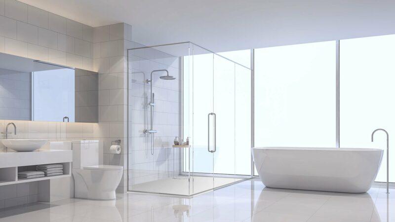 Encompass Shower Bases- Open format Shower